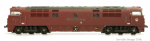 Dapol 2D-003-013   Western Harrier BR Maroon Yellow Buffer Beam D1008